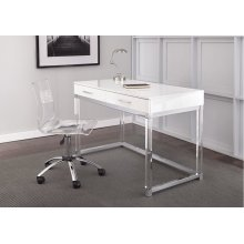 "Everett Desk, White 47""x24""x31"""