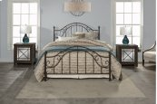 Clayton King Headboard & Footboard
