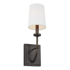 1 - Light Wall Sconce