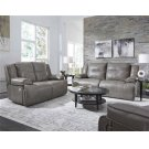 Power Headrest Reclining Sofa Product Image