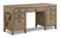Camden Executive Desk Product Image