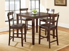 Howard Counter Height 5-PC Dinette