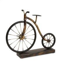 Big Wheel Bicycle Statuary