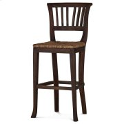 Manchester Barstool w/ Rush Seat Product Image