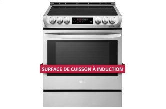 6.3 Cu. Ft. Induction Slide In Range With Probake Convection and Easyclean(R)