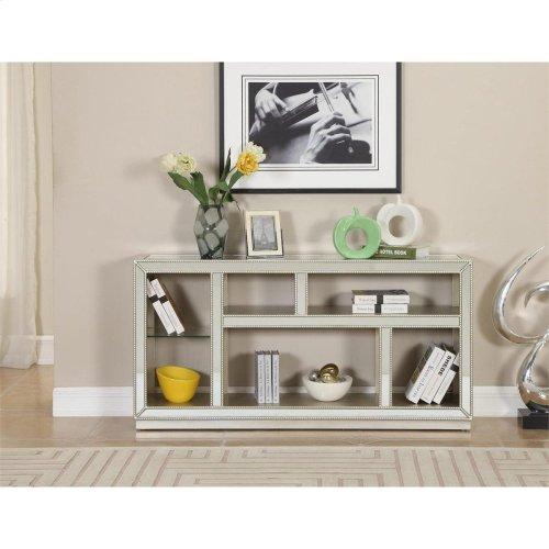 Console Bookcase
