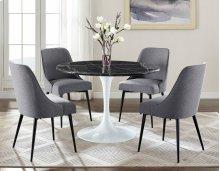 "Colfax Side Chair Charcoal 20""x22""x35""H"