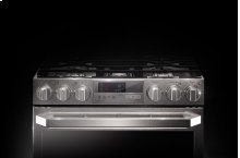 LG SIGNATURE 7.3 Cu.ft. Dual Fuel - Double Oven Range with ProBake Convection®