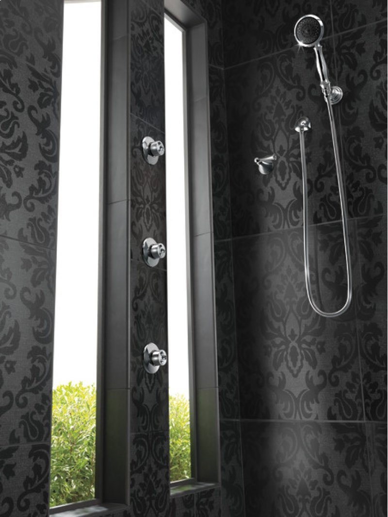 85810PC in Chrome by Brizo in Scarsdale, NY - Multi-function Wall ...