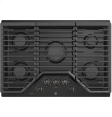 "GE Profile Series 30"" Built-In Gas Cooktop"
