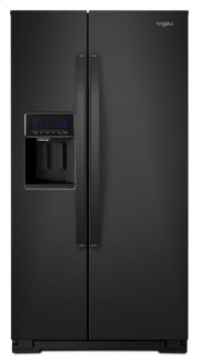 36-inch Wide Side-by-Side Refrigerator - 28 cu. ft. Product Image