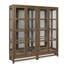 Curio Bunching Cabinet