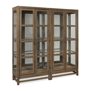 Aspen FurnitureCurio Bunching Cabinet