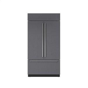 "Subzero42"" Built-In French Door Refrigerator/Freezer with Internal Dispenser - Panel Ready"