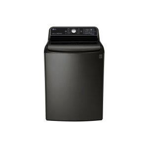 LG Appliances5.7 Cu.Ft. Mega Capacity Top Load Washer With Turbowash® Technology