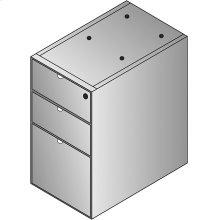 Kenwood Box/box/file Desk Pedestal