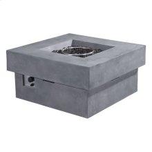 Diablo Propane Fire Pit Gray