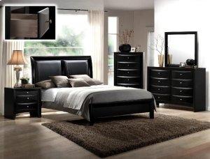 Crown Mark B4280 Emily King Bedroom
