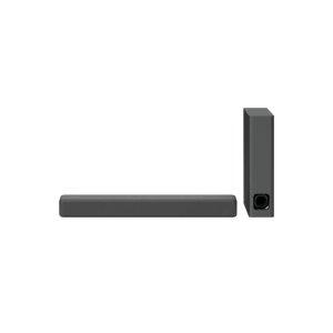 2.1ch Compact Soundbar with Bluetooth® technology Black -