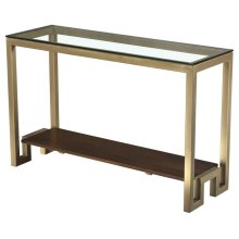 Avenue Rectangular Console Table