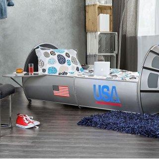 Full-Size Orbiter Bed