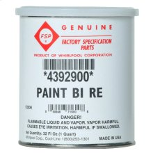 Biscuit Touch-Up Paint - One Quart Model 4392900
