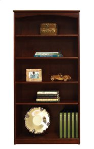 """Home Office 3 Adjustable Shelf Bookcase (30"""" wide) -2 fixed shelves Product Image"""
