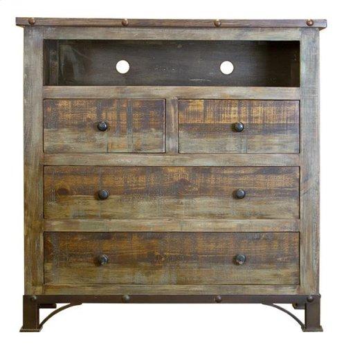 Urban Rustic TV Dresser