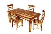 Tahoe Dining Table & Chairs, ISA-9015N Product Image