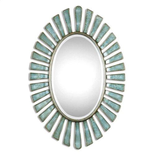 Morvoren Oval Mirror