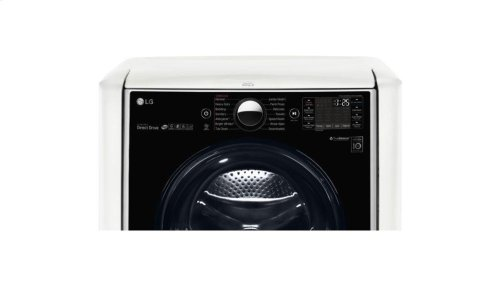 7.4 cu. ft. Smart wi-fi Enabled Gas Dryer w/ TurboSteam