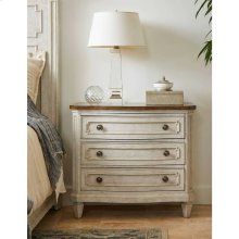 Hillside Large Nightstand - Feather