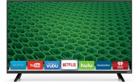 "All-New 2016 VIZIO D-Series 40"" Class Full‑Array LED Smart TV"