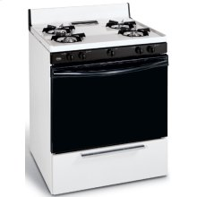 Crosley Gas Ranges (4.2 Cu. Ft. Manual-Clean Oven)