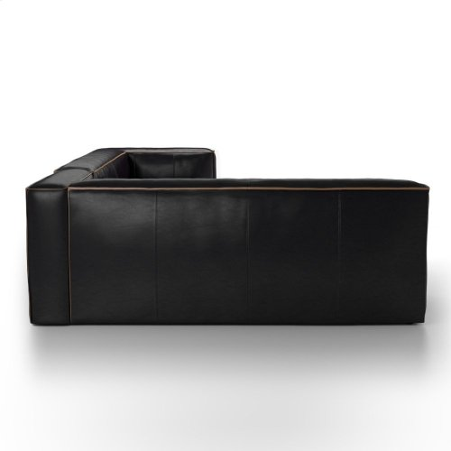 Old Saddle Black Cover Nolita Raf Configuration Nolita Sectional
