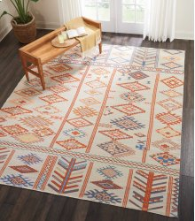 Madera Mad05 Ivory Rectangle Rug 7'10'' X 10'