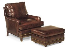 Bishop Reading Chair & Ottoman