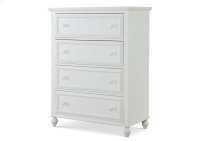 Academy - White Drawer Chest