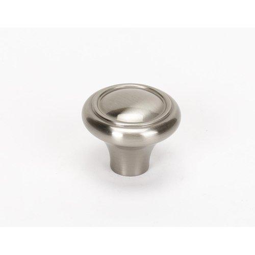 Classic Traditional Knob A1561 - Satin Nickel