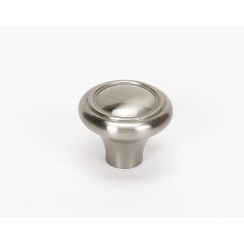 Classic Traditional Knob A1561 - Satin Nickel