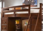 Twin Bunk Guard Rail & Ladder