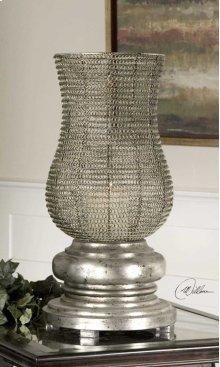 Rickma Silver Candleholder