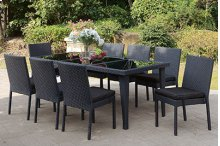 9-pcs Outdoor Set