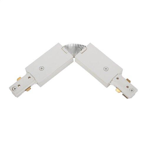 FLEXIBLE CONNECTOR - White