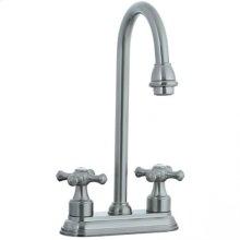 "Asbury - 4"" Centerset Bar Faucet - Polished Chrome"