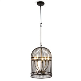 Medium Bird Cage Chandelier