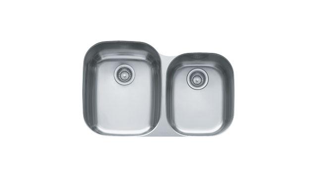 Buy Franke Sinks in Boston | Double Bowl RXX160