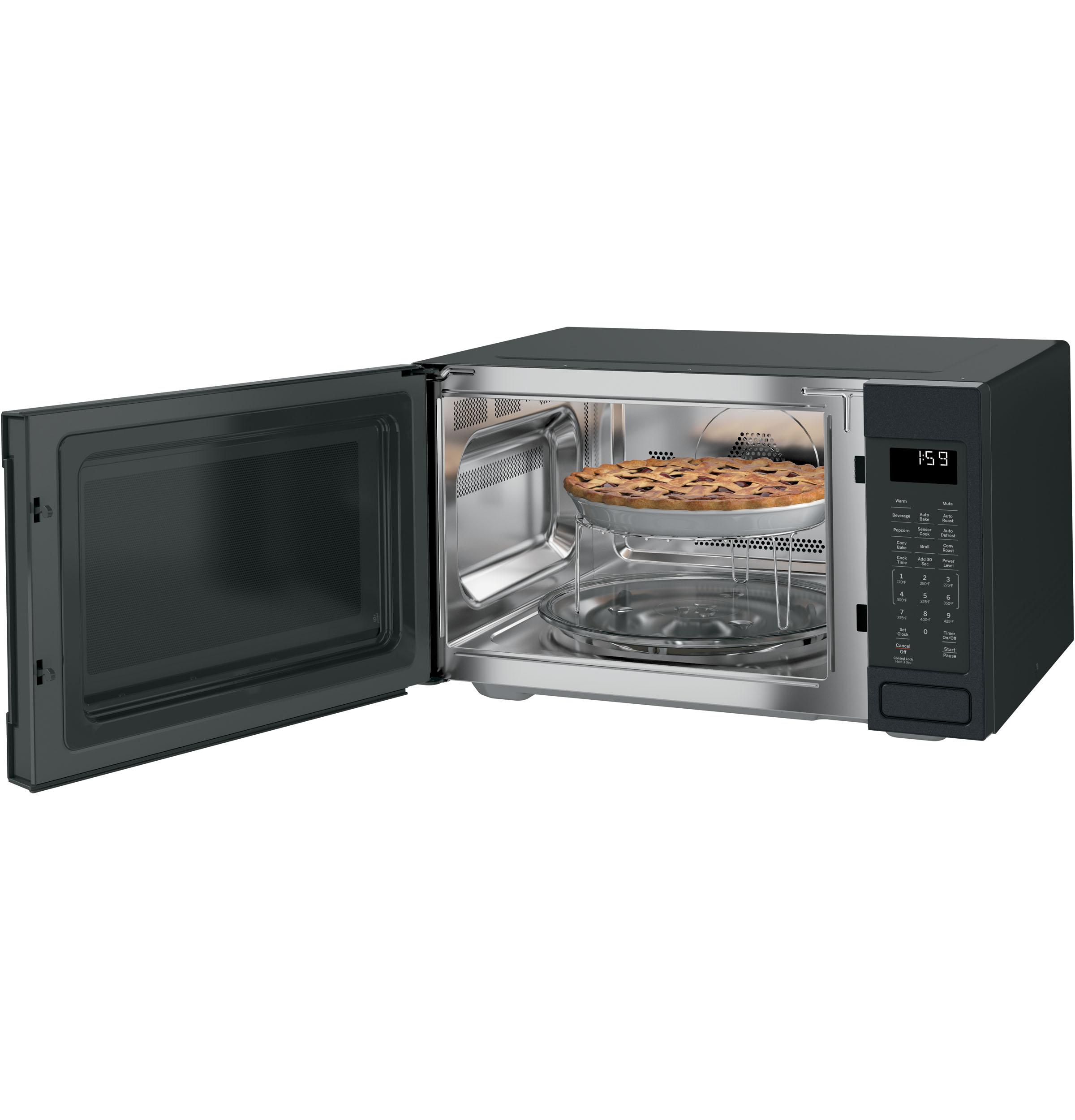 Ge Cafe Tm Series 1 5 Cu Ft Countertop Convection