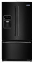 33- Inch Wide French Door Refrigerator with Beverage Chiller Compartment - 22 Cu. Ft. Product Image