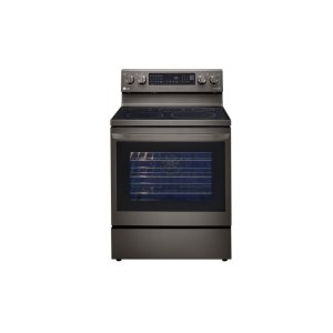 LG Appliances6.3 cu ft. Smart Wi-Fi Enabled True Convection InstaView™ Electric Range with Air Fry